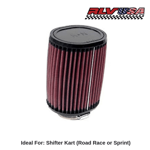K&N Air Filter for Shifter Kart 10-Degree (RU-1240)