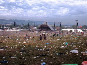 How to be Eco-friendly at a Music Festival