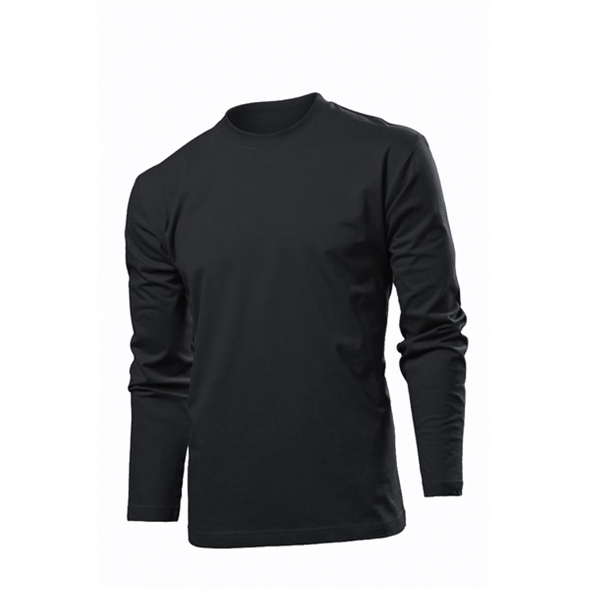 Men's Heavy Long Sleeve T-shirt