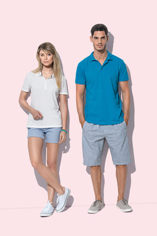 Women's Premium Cotton Polo Shirt