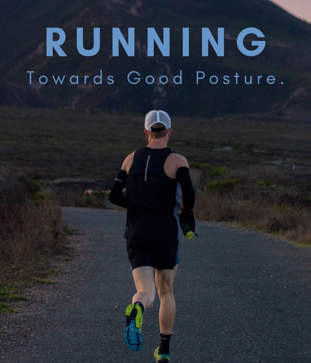 Running Towards Good Posture.