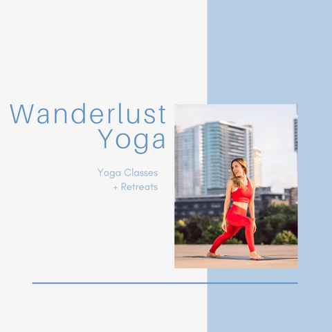 Sleekform Holiday Gift Guide Local Austin Shopping Female Entrepreneur Wanderlust Yoga ATX