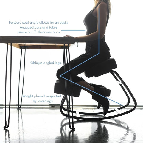 Sleekform Amsterdam Ergonomic Kneeling Chair