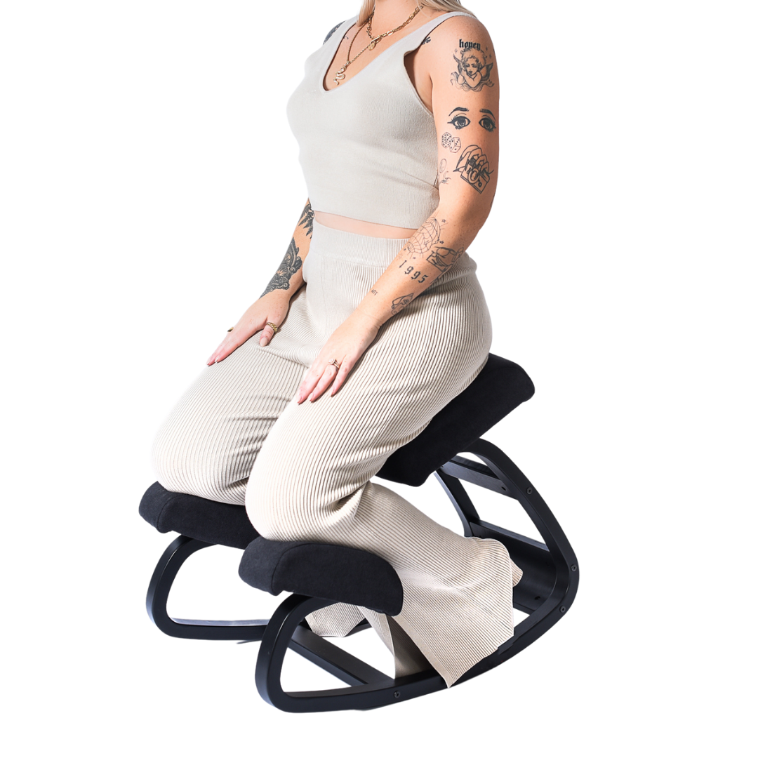 Sleekform's Austin Ergonomic Kneeling Chair