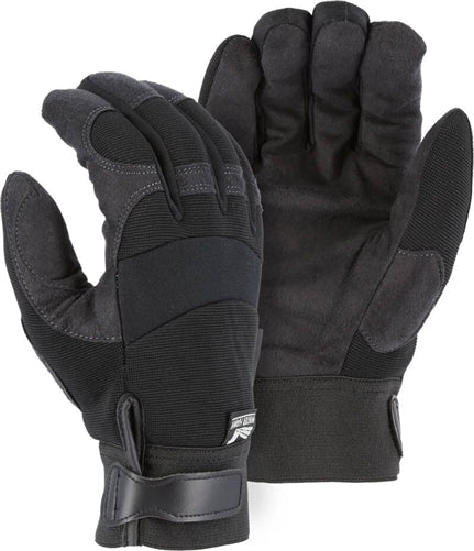 Majestic Gloves 2137BKH Armor Skin HeatLok Lined Gloves (Dozen)