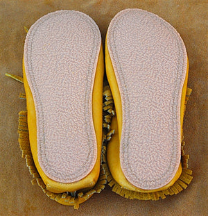 Geier Gloves 6001 LowTop American Bison Buffalo Moccasin (Made in USA)