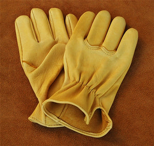 Geier Gloves 211 Deerskin Driving Gloves (Made in USA)