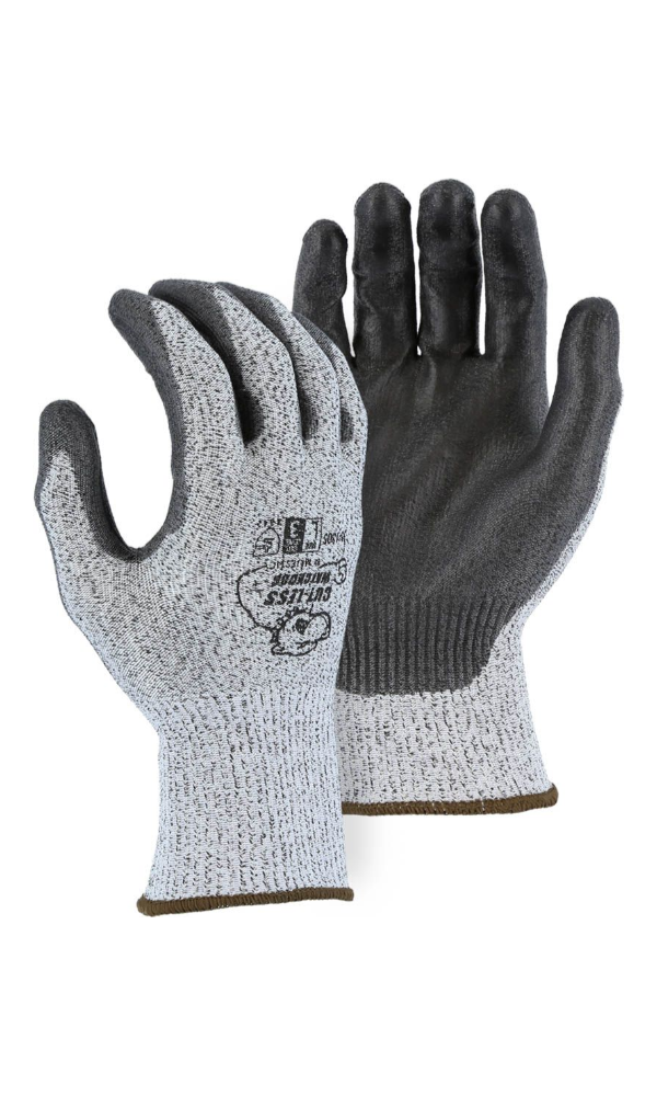 Majestic Gloves 35-1305 Cut Level 3 Cut-less Watchdog Cut Resistant Gloves (Dozen)