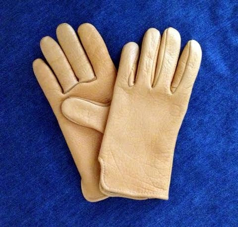 Geier Gloves 740 Genuine American Buffalo Driver (Made in USA)