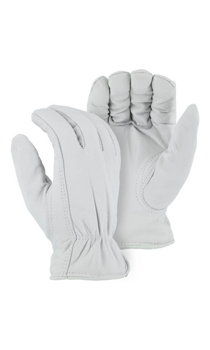 Majestic Gloves 1655T Winter Thinsulate Lined Goatskin Leather Driving Gloves (Dozen)