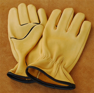 Geier Gloves 244ES Deerskin Driving Gloves (Made in USA)