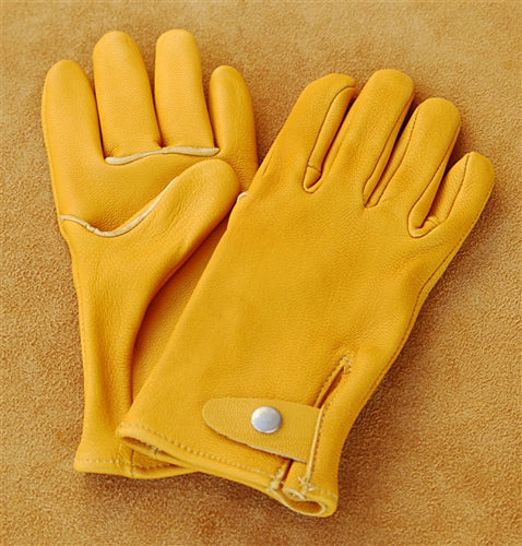 Geier Gloves 305 Goatskin Driving Gloves (Made In USA)