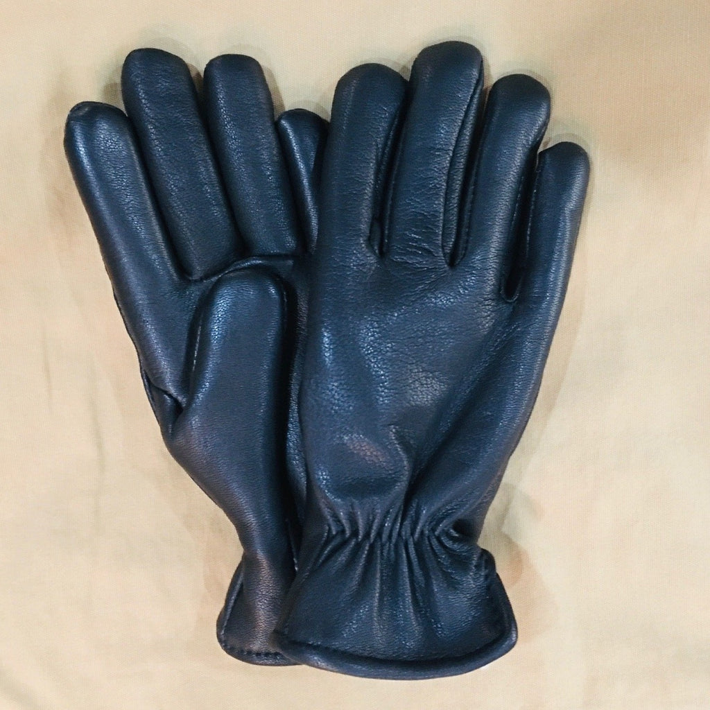 Geier Gloves 304ES LDP Pile Lined Goatskin Driving Gloves (Made in USA)