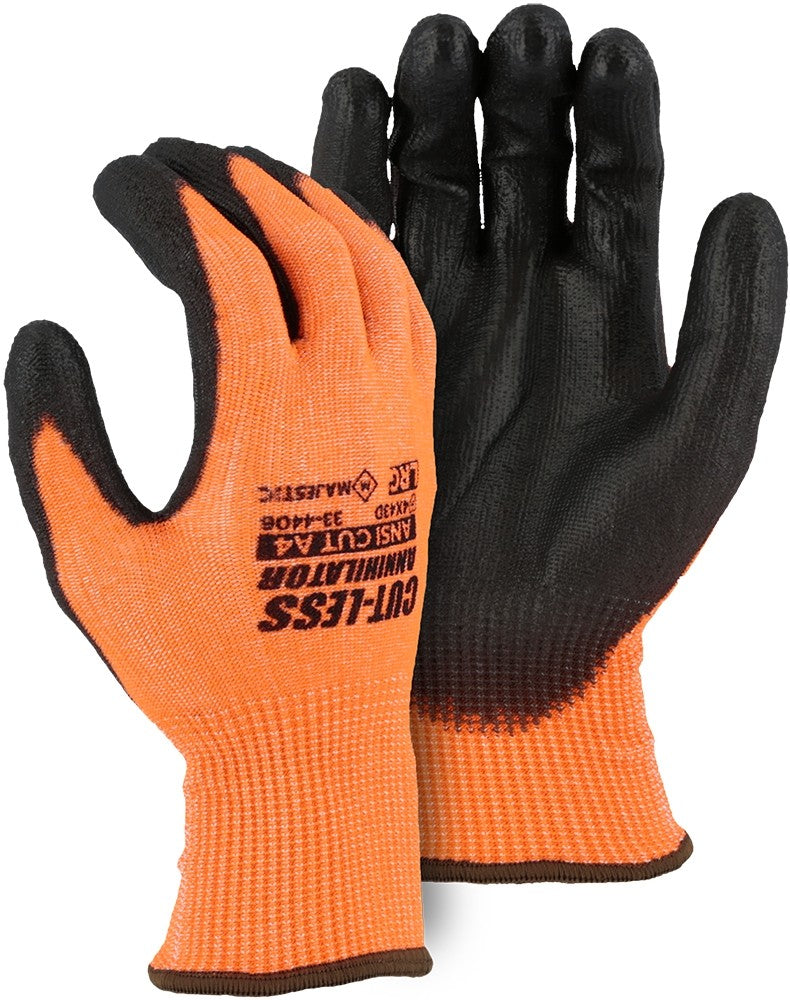 Majestic Gloves 33-4406 Cut Level A4 Cut-Less Annihilator (Dozen)