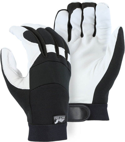 Majestic Gloves 2153T Thinsulate Lined Goatskin Premium Grade White Eagle (Dozen)