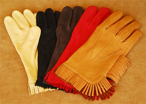 Geier Gloves 203 Fashion Deerskin (Made In USA)