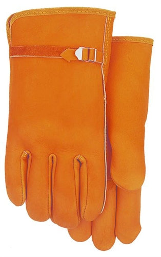 Midwest Glove 602 Premium Smooth Grain Cowhide (Made in USA) (6 Pair)