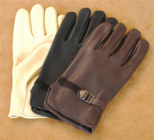 Geier Gloves 204F Deerskin Driving Gloves (Made In USA)