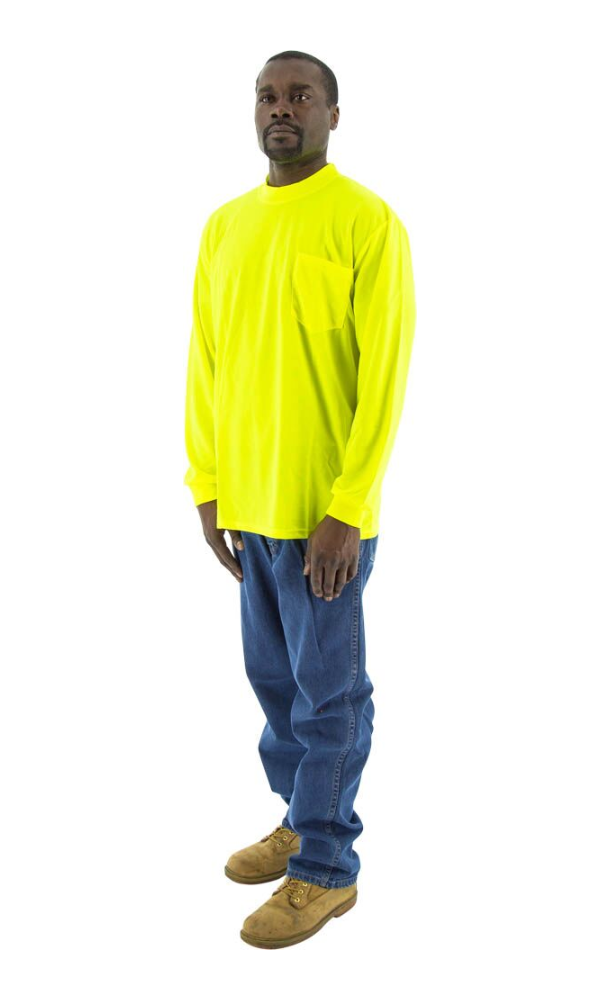Majestic 75-5045 Site Safety Long Sleeve