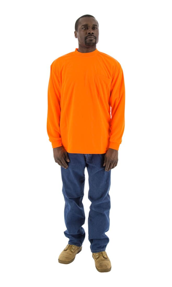 Majestic 75-5046 Site Safety Long Sleeve