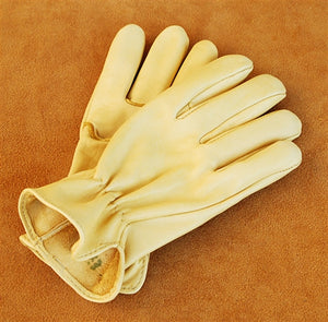 Geier Gloves 640ES Cowhide Driving/Work Gloves (Made In USA)