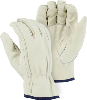 Majestic Gloves 2510 Cowhide Leather Driver (Dozen)