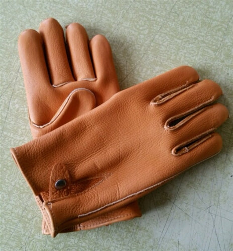 Geier Gloves 748 Genuine American Buffalo Driver (Made in USA)