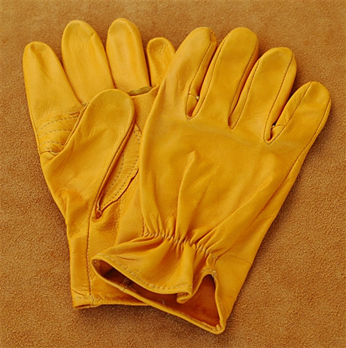 Geier Gloves 330ES Goatskin Driving Gloves (Made In USA)