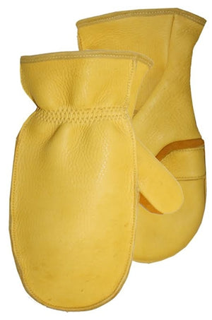 Midwest Glove 8200TH Choppers Mitt Premium Elkskin Thinsulate Lined (Made in USA)