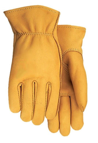 Midwest Glove 950TH Premium Elkskin Thinsulate Lined Gloves (Made in USA)