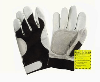 Quality Glove M4017 Goatskin Leather Gloves