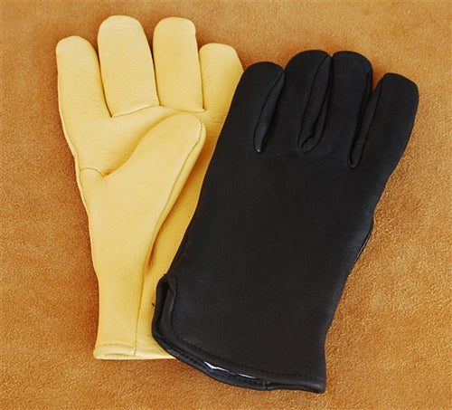 Geier Gloves 200 LDI Thinsulate Lined Deerskin Gloves (Made In USA)