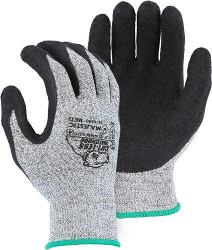 Majestic Gloves 37-1550 Cut Level 5 Cut-Less Diamond Dyneema [Dozen]