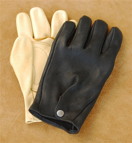 Geier Gloves 230 Deerskin Driving Gloves (Made in USA)