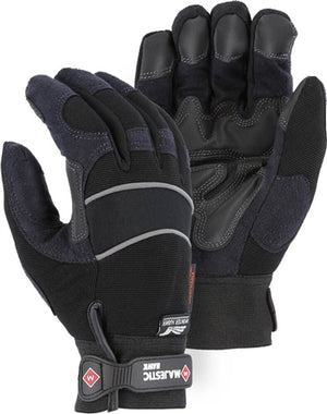 Majestic Gloves 2145 Winter Hawk Armor Skin Glove Series (Dozen)