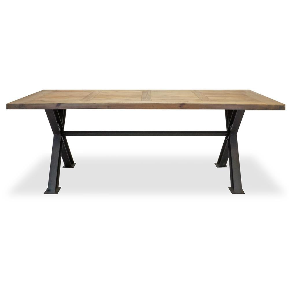 RECLAIMED GATHERING DINING TABLE