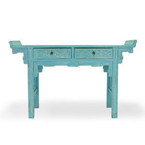 PAGOTA TABLE-BLUE