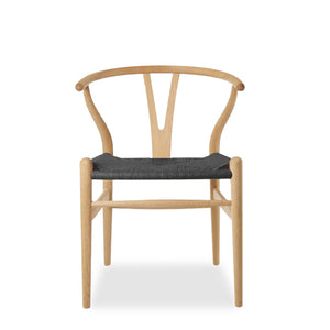 CLASSIC WISHBONE DINING CHAIR - NATURAL