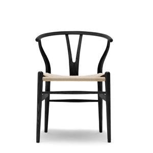 CLASSIC WISHBONE DINING CHAIR - BLACK