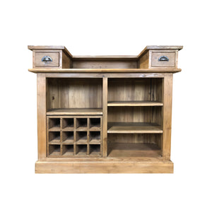 CALISTOGA WINE CABINET