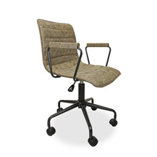 Load image into Gallery viewer, CAMEL OFFICE CHAIR - SAND