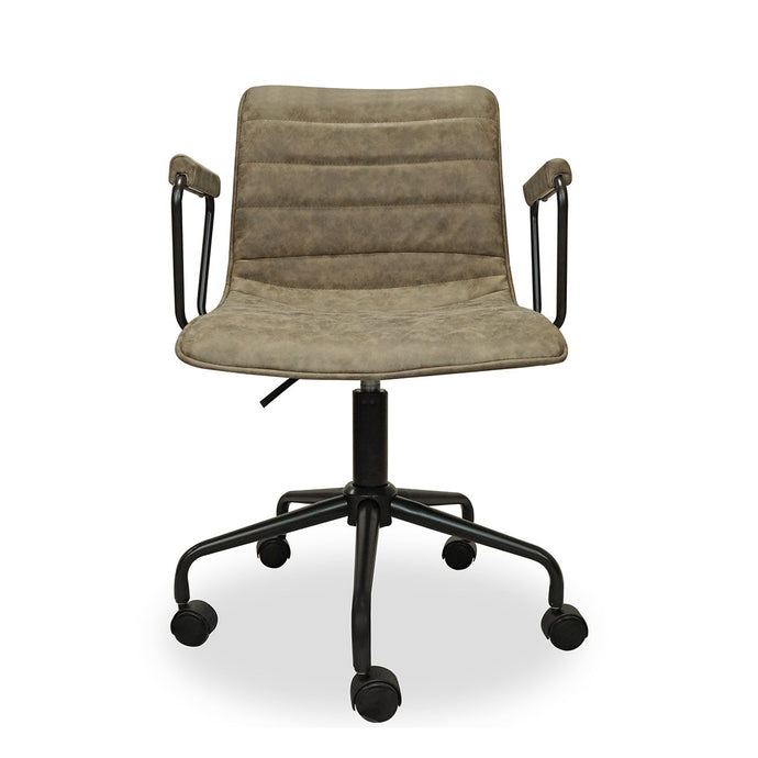 CAMEL OFFICE CHAIR - SAND