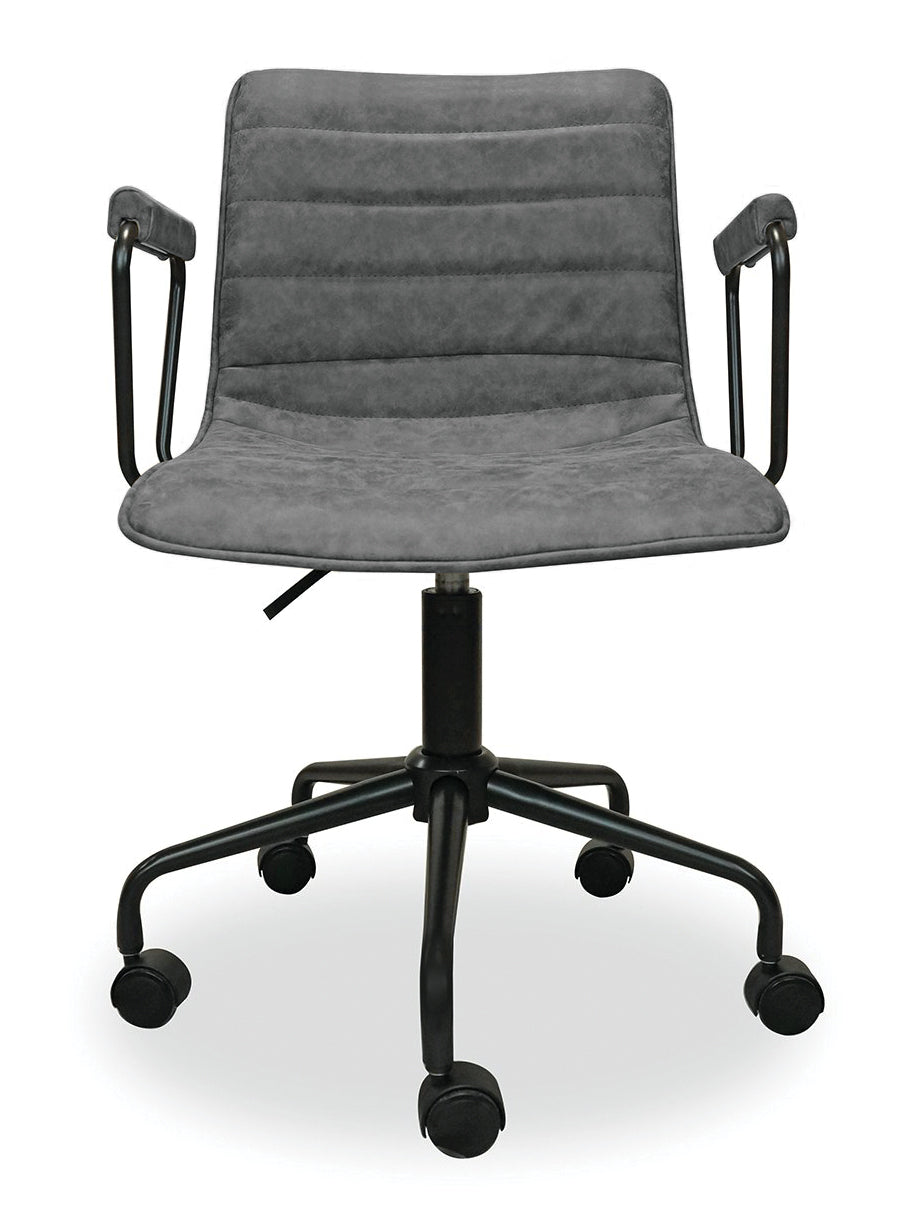 CAMEL OFFICE CHAIR - GRAY