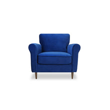 Load image into Gallery viewer, CHESTNUT CHAIR-OCEAN BLUE