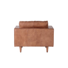 Load image into Gallery viewer, ROMA CHAIR IN COGNAC LEATHER