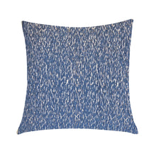 Load image into Gallery viewer, INDIGO PILLOWS-ROSE, BROWN AND BLUE