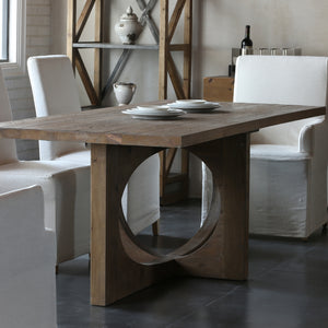 MID MOD DINING TABLE