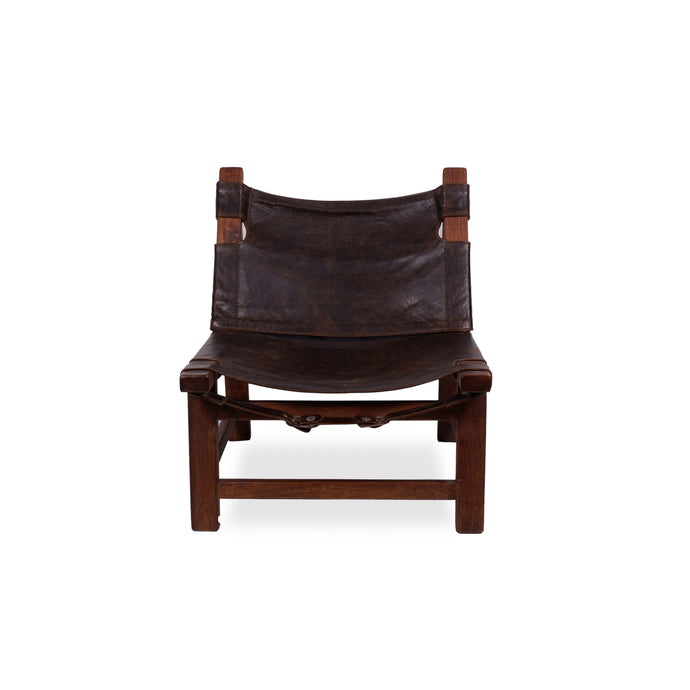 WINCHESTER LEATHER CHAIR - ARRIVING SUMMER 2021