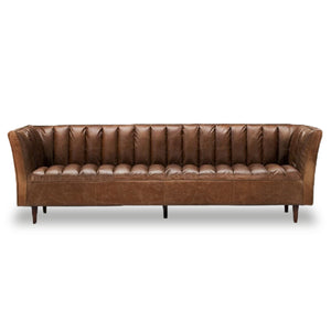 PAX LEATHER SOFA