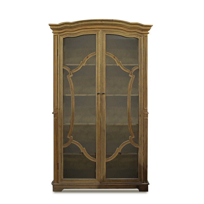 REGAL GLASS CABINET